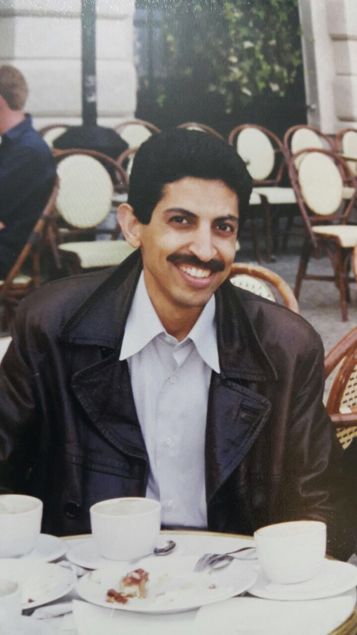 Abdulhadi Al Khawaja, serving a life sentence for his peaceful dissent.