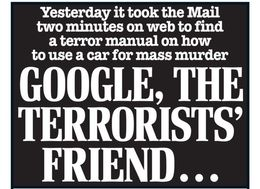 Today's Daily Mail Front Page Has ProvokedQuite A Reaction On Social Media