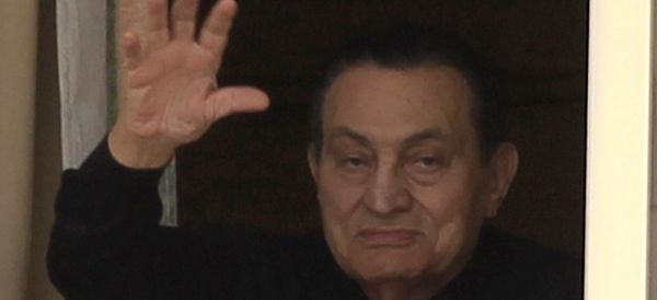 Former Egyptian Leader Hosni Mubarak Walks Free