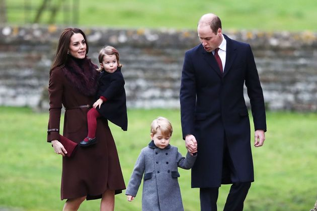 Duke and Duchess Of Cambridge Announce Where Prince George Will Be Going To