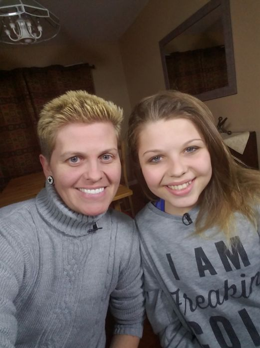 Dad And Daughter Both Realise They're Trans -- And Transition