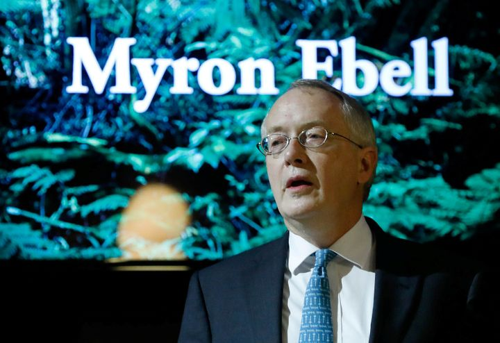 Myron Ebell, who led President Donald Trump's Environmental Protection Agency transition team, wants the president to withdra