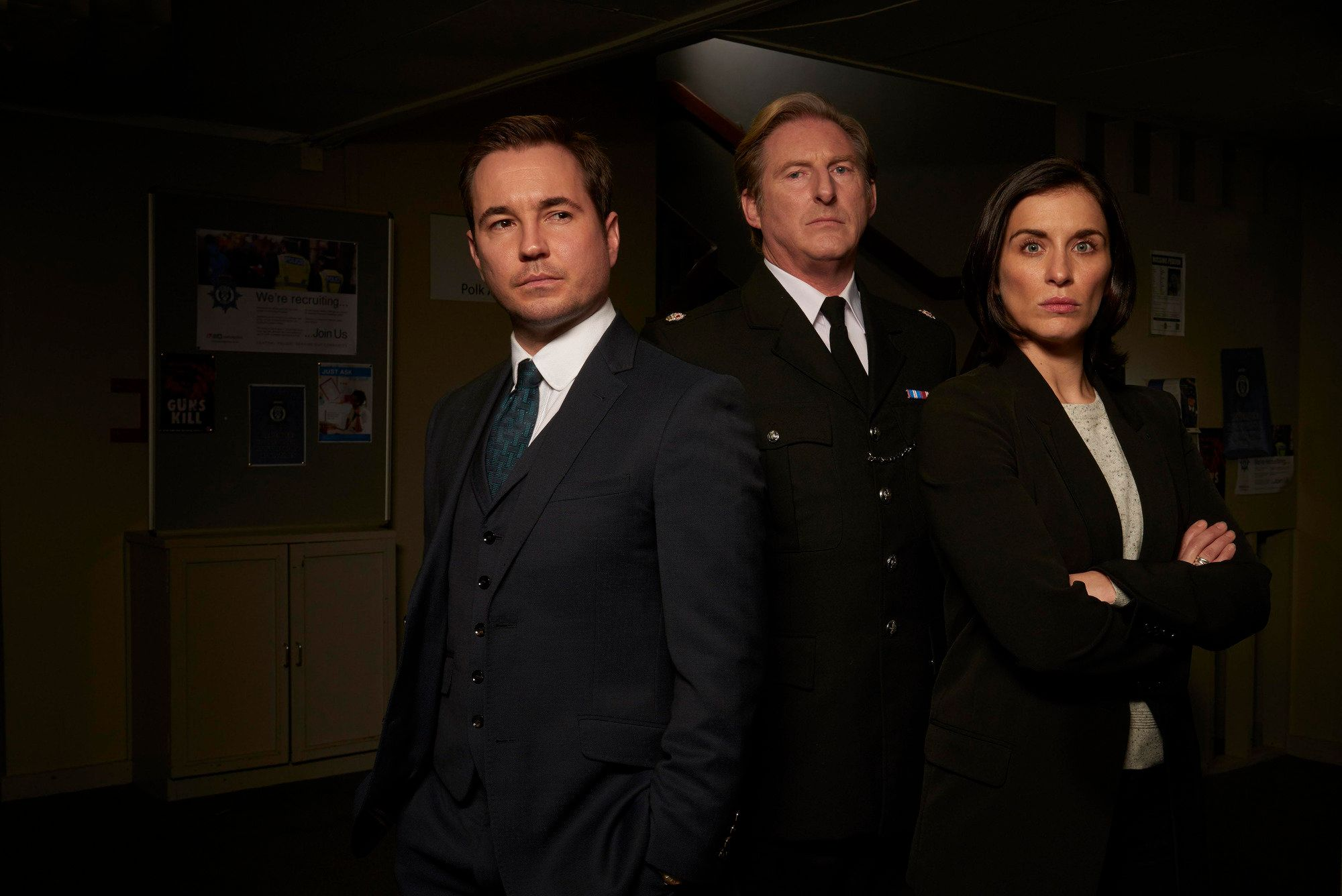 Where Have You Seen The 'Line Of Duty' S4 Stars