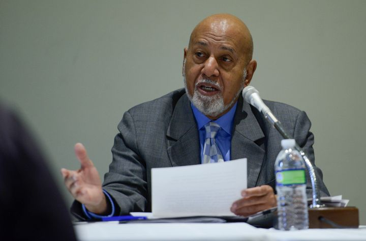 "Rep. Alcee Hastings (D-Fla.) says Republicans are ""being nasty to poor people."""
