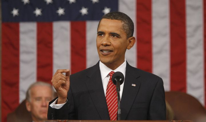 On Sept. 9, 2009, President Barack Obama delivered a speech on health care before a joint session of Congress.