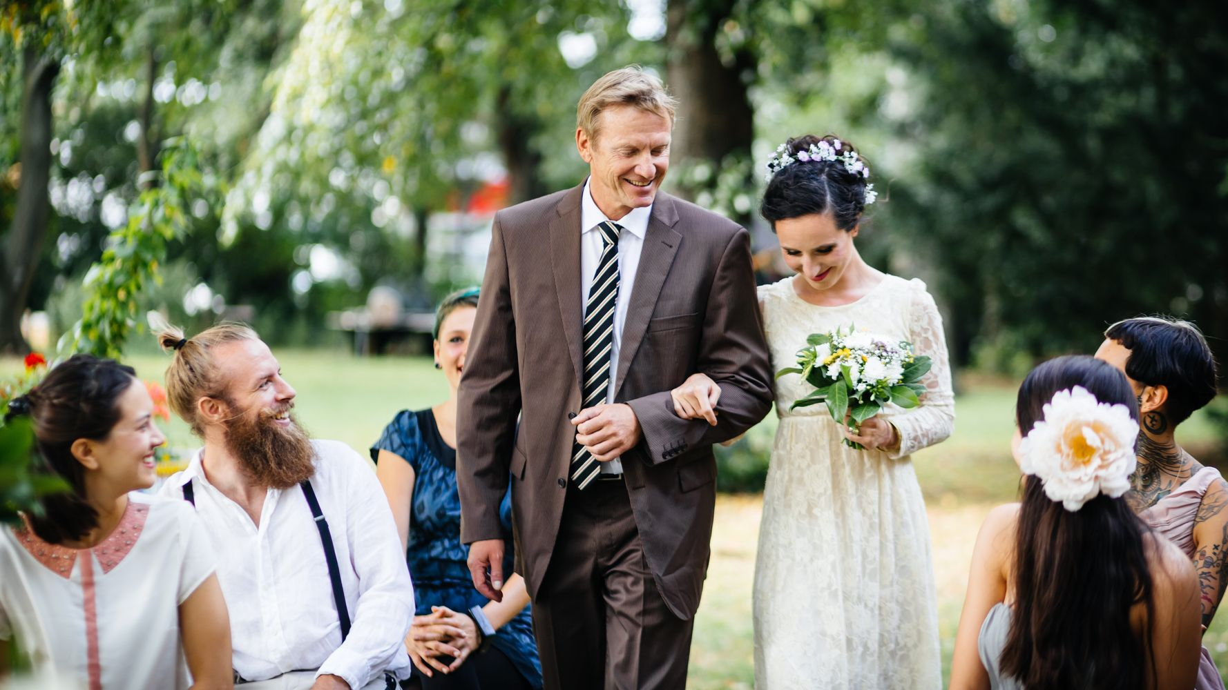 41 Non Traditional Wedding Songs To Walk Down The Aisle To Huffpost Life