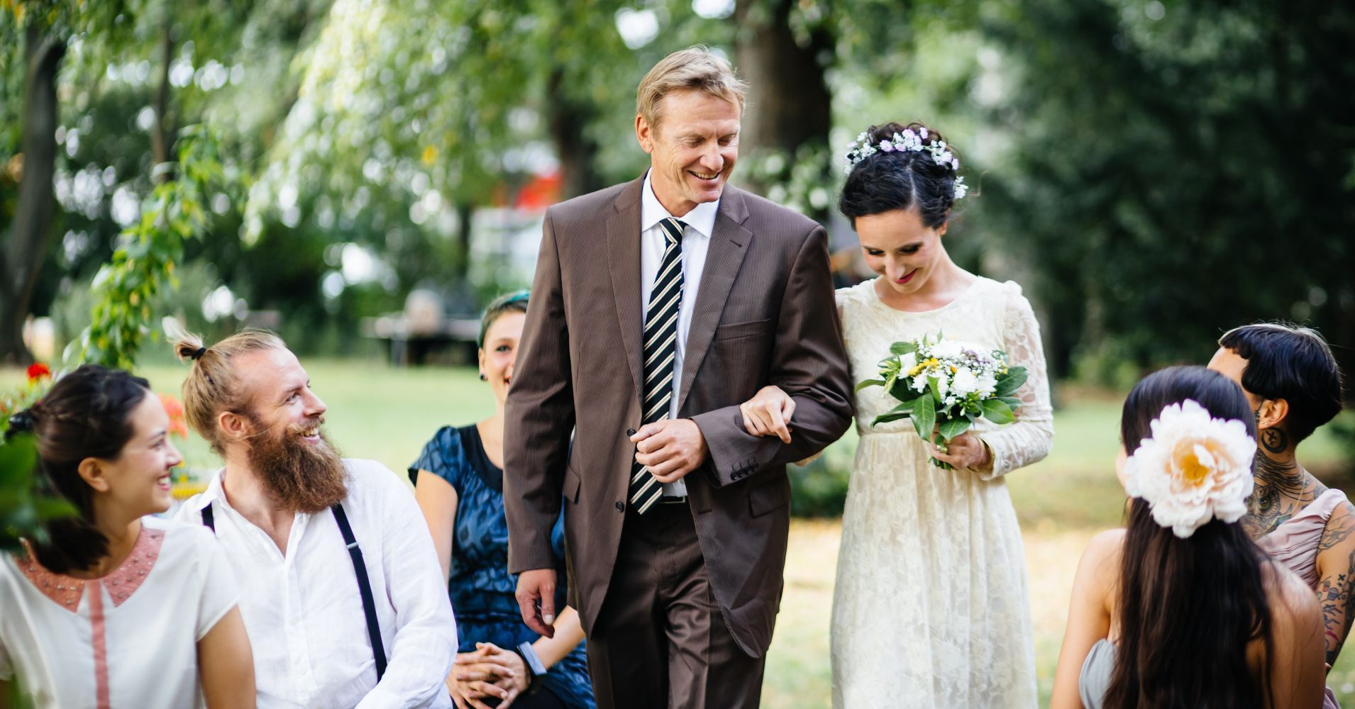 41 Non Traditional Wedding Songs To Walk Down The Aisle