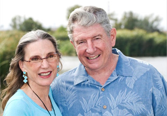 Susan and Dan Gottlieb,