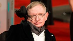 Stephen Hawking Spoof Auditions Celebrities For His New