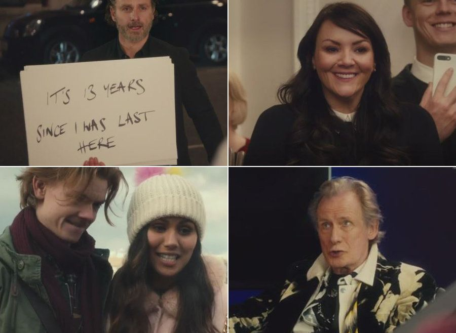 A Full Breakdown Of What The 'Love Actually' Red Nose Day Special