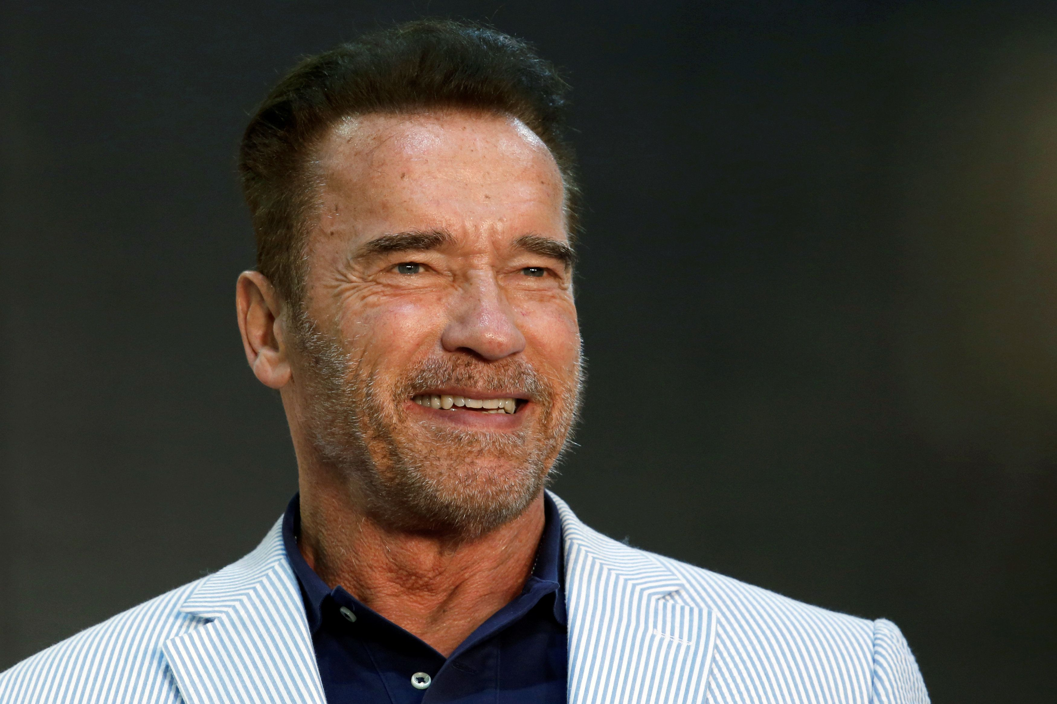 Arnold Schwarzenegger Shuts Down Troll For Mocking Special