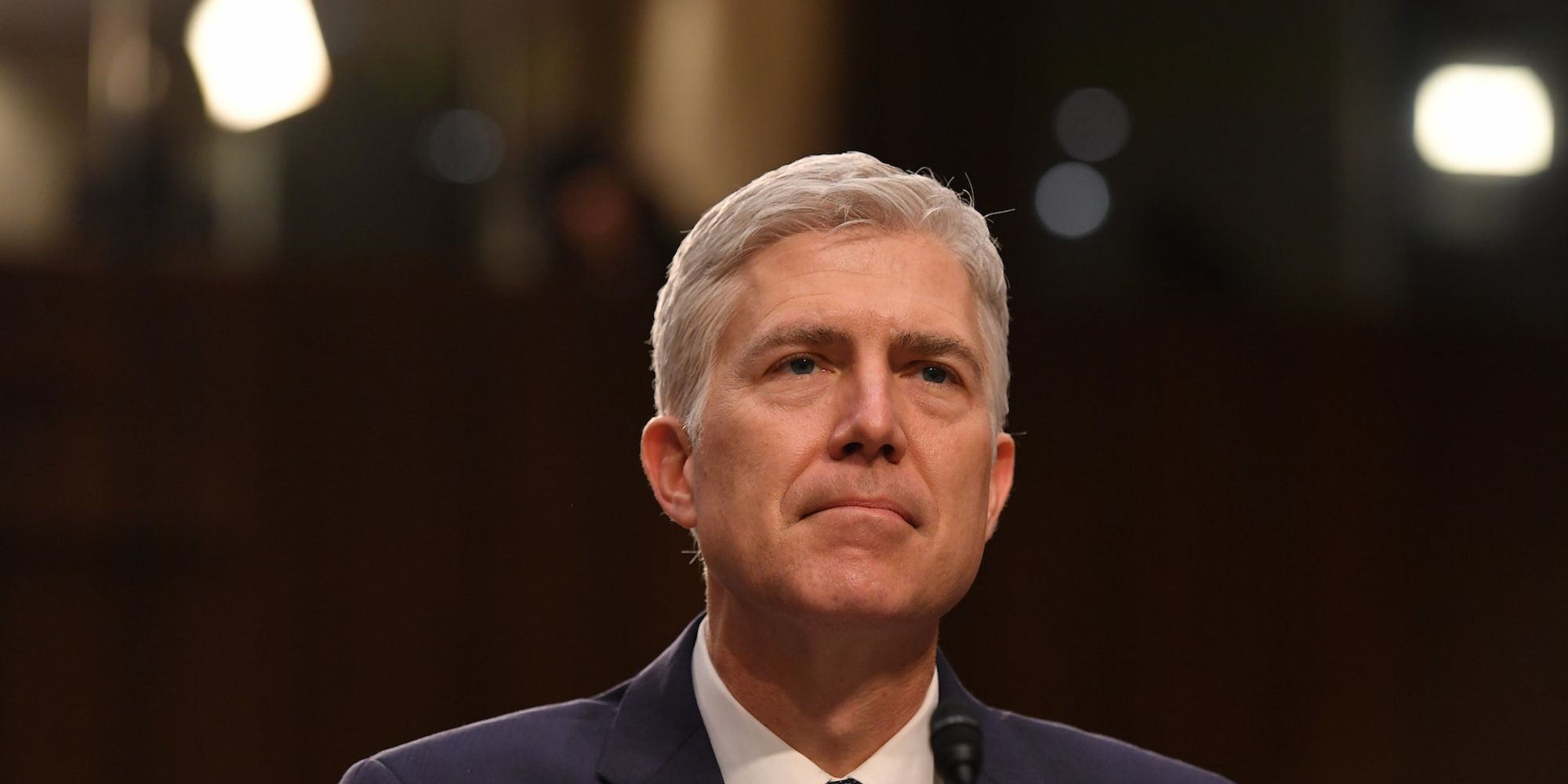 What Should Democrats Do About Gorsuch?