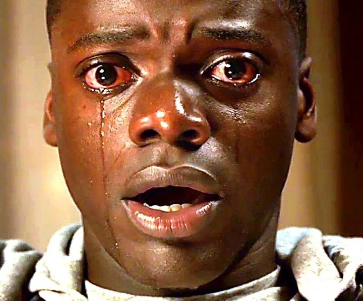 Daniel Kaluuya in <em>Get Out </em>