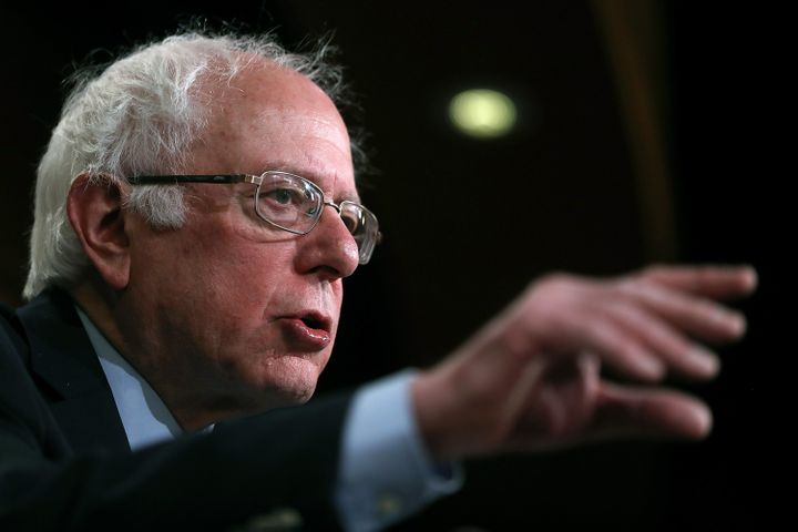 Sen. Bernie Sanders (I-Vt.) is already planning for the aftermath of Republicans' legislative defeat with a push for single-payer health insurance.