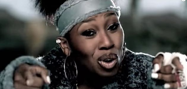 This Missy Elliott Lyric From 2002 Has The Internet In