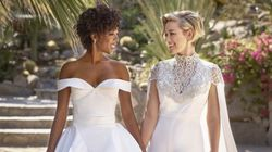 'Orange Is The New Black' Star Samira Wiley And Writer Lauren Morelli Get