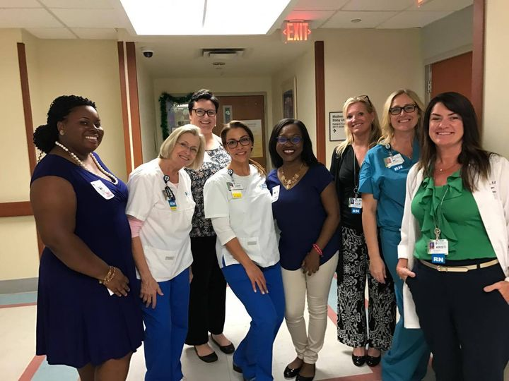 "<p>This is some of the <a rel=""nofollow"" href=""https://www.concieredoulas.com/"" target=""_blank"">Concierge Doulas</a> team on a private tour of a local hospital, and learning more about it. Why is this significant? Because Doulas are for every birth, and we want to be sure to be welcomed and supported with medical staff. Creating a Birth team with one central goal in mind is ideal. We are the change. </p>"