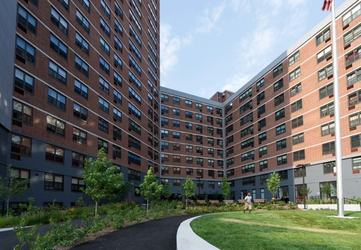 Bronxchester Houses, part of the Triborough Preservation Project