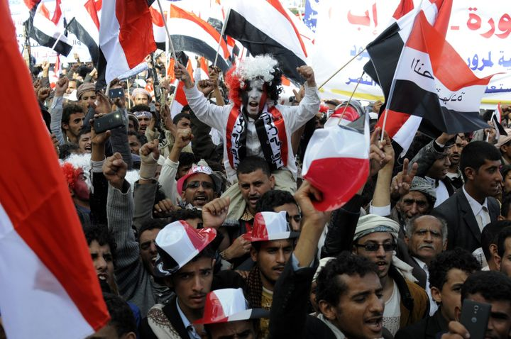 The Houthis are demanding an agreement on a new administration.