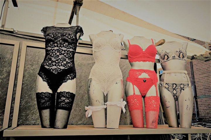 64796b1bb Just Wear The Lingerie | HuffPost Life