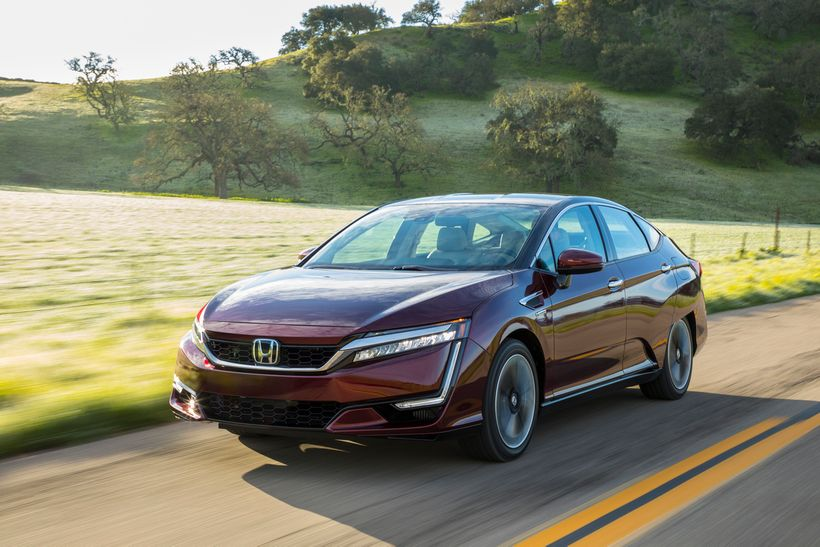 The Scientific Trickery Of The 2017 Honda Clarity Huffpost