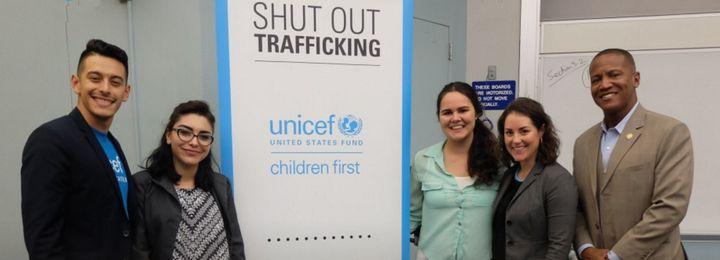 Shut Out Trafficking Event at Florida International University