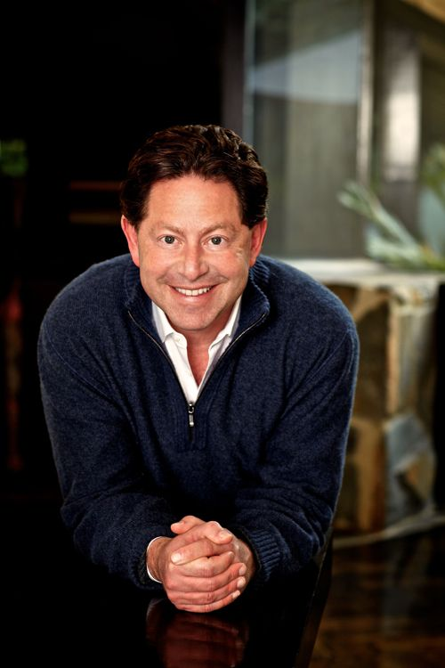 Activision Blizzard CEO Bobby Kotick on Inspiring Play ...