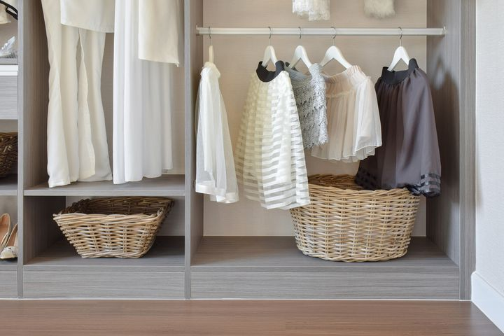<p>Creating a capsule wardrobe is easier than you think</p>