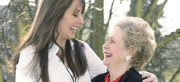 Carol Vorderman Thanks Fans For Support After Sharing Mum's Terminal Cancer Diagnosis