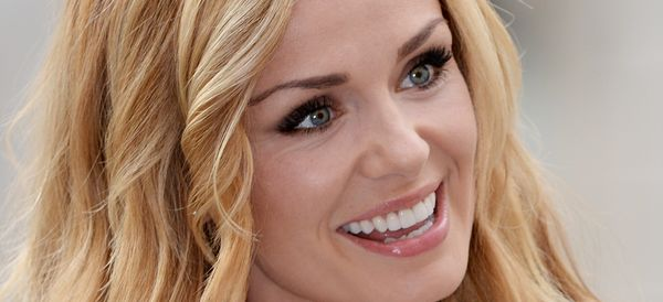 Katherine Jenkins Insists She 'Hasn't Been Knocked' By David Beckham Leaked Email Scandal