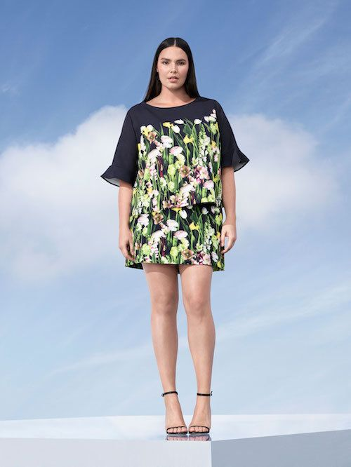 Victoria Beckham Launches Affordable Plus-Size Collection For