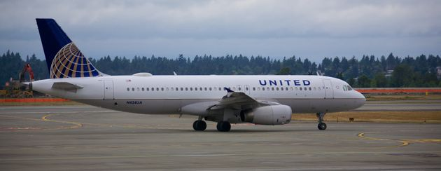 United Airlines has defended its right to stop passengers boarding flights over their