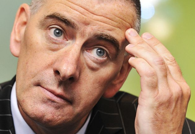 Former Det Insp Dave Edgar at an earlier press conference in London appealing for information regarding...