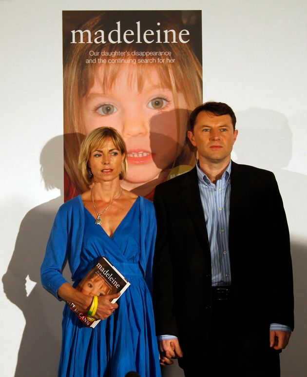 Kate and Gerry McCann have campaigned tirelessly for the safe return of their