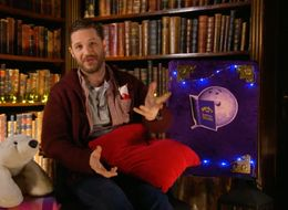 Tom Hardy Is As Dreamy As Ever In Latest CBeebies Story Time Reading