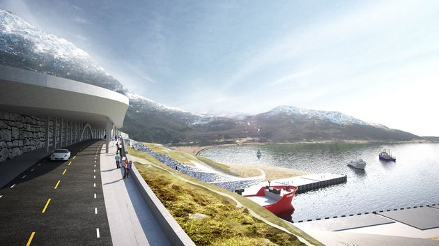 Norway Is Planning On Building A Giant Tunnel For Cruise