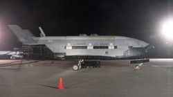 The Air Force's Mysterious X-37B Spacecraft Reaches A Record 677 Days In