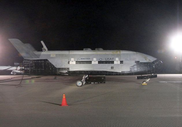 Happy Wanderer? Mysterious X-37B Space Plane Breaks Its Own Orbital Record