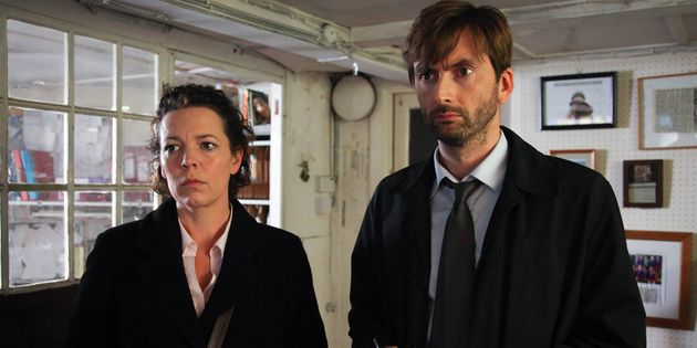 David Tennant stars with Olivia Colman in what he is convinced will be the final series of