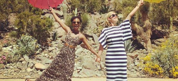 Samira Wiley And Lauren Morelli Give Us #WeddingGoals On Their Big Day