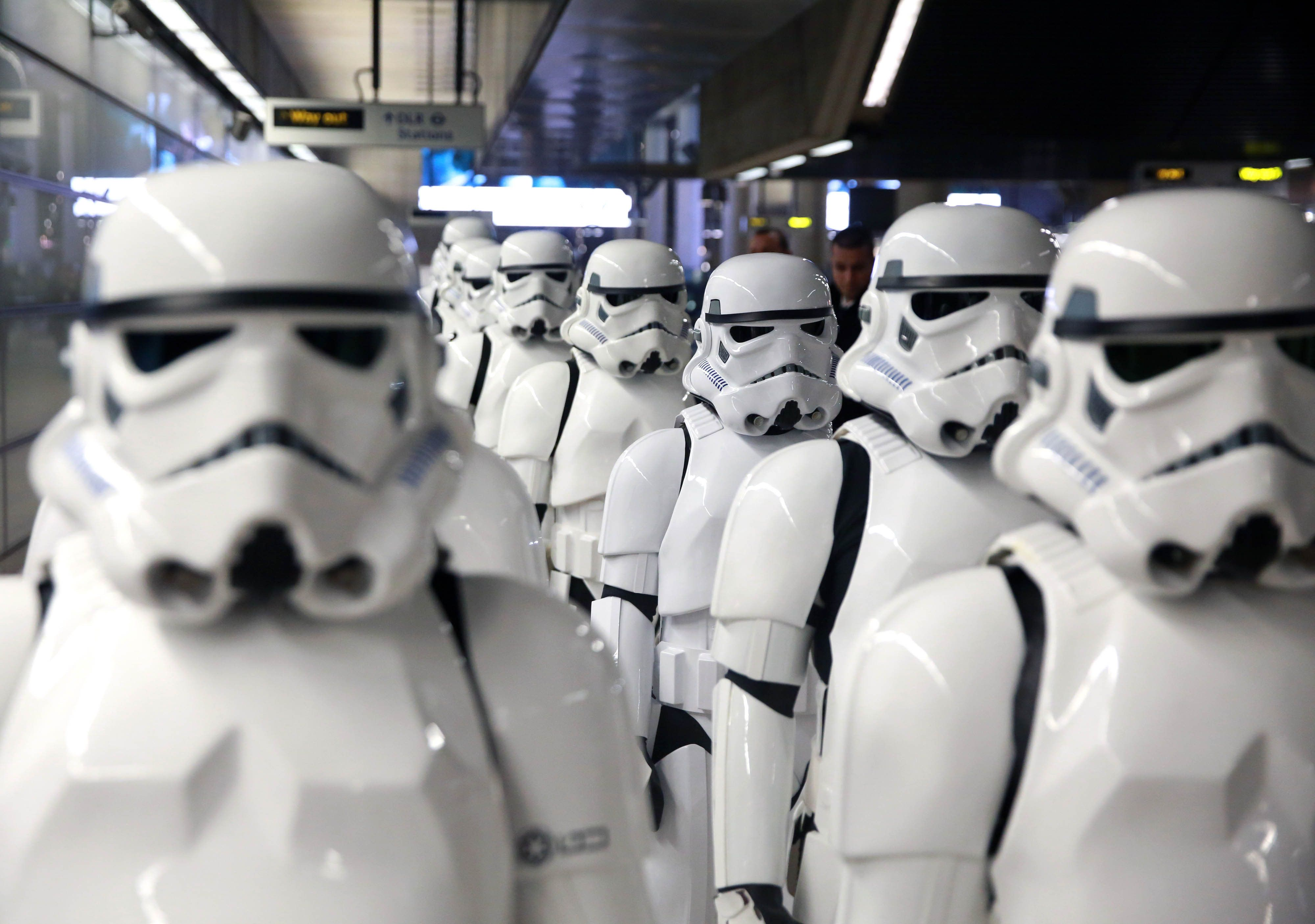 Which Unlikely Boyband Star Has Bagged A Role In The New 'Star Wars'