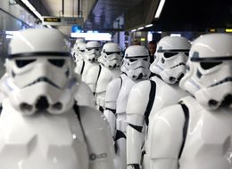 Which Unlikely Boyband Star Has Bagged A Role In The New 'Star Wars' Film?