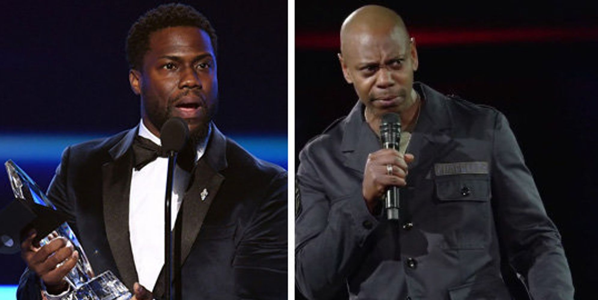 Kevin Hart Responds To Dave Chappelle Calling Him Out On Netflix