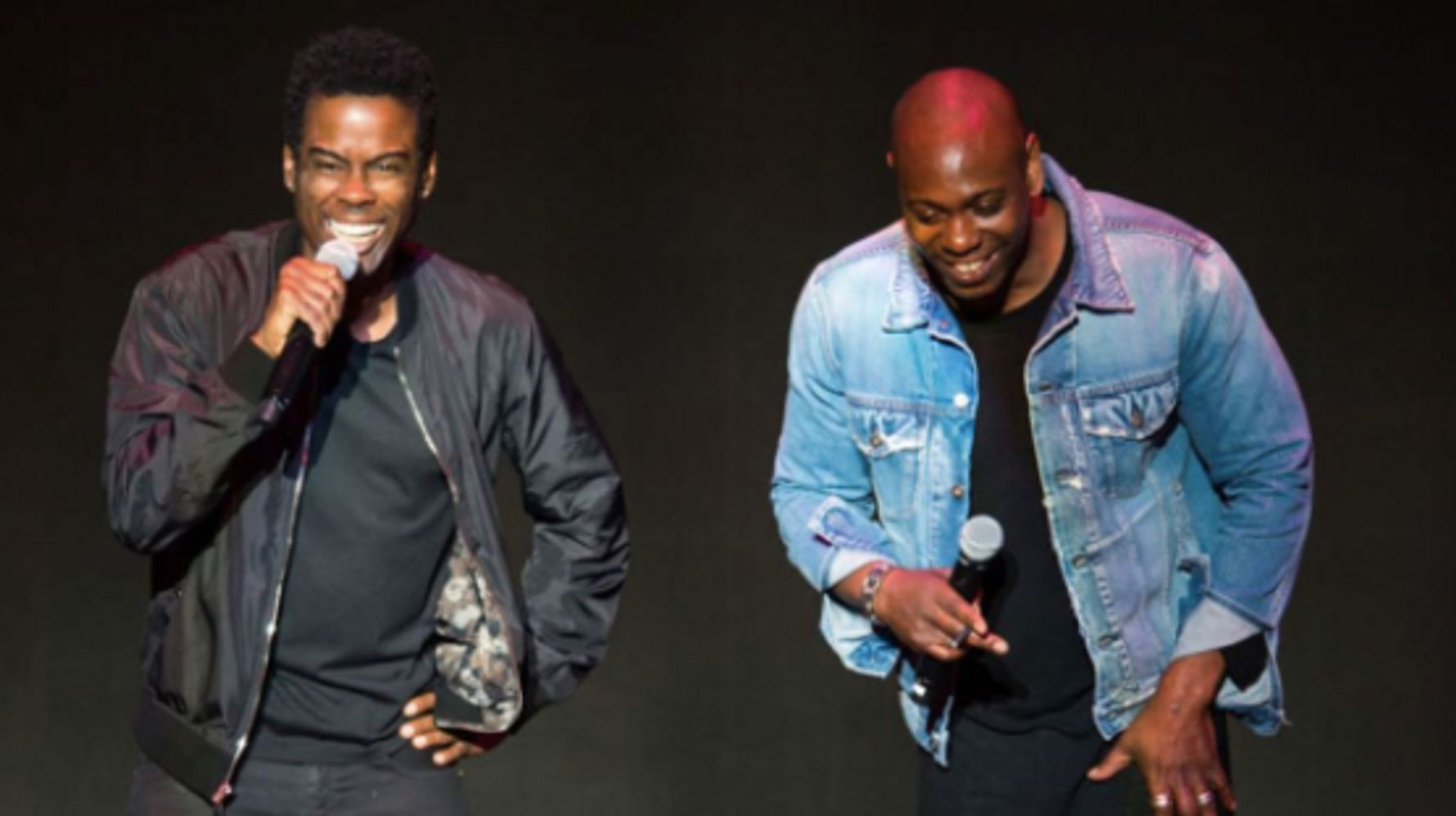 Chris Rock And Dave Chappelle Did A Surprise Stand-Up Set Together This Weekend
