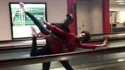 The Dance Theatre Of Harlem Just Put On The Best Impromptu Airport