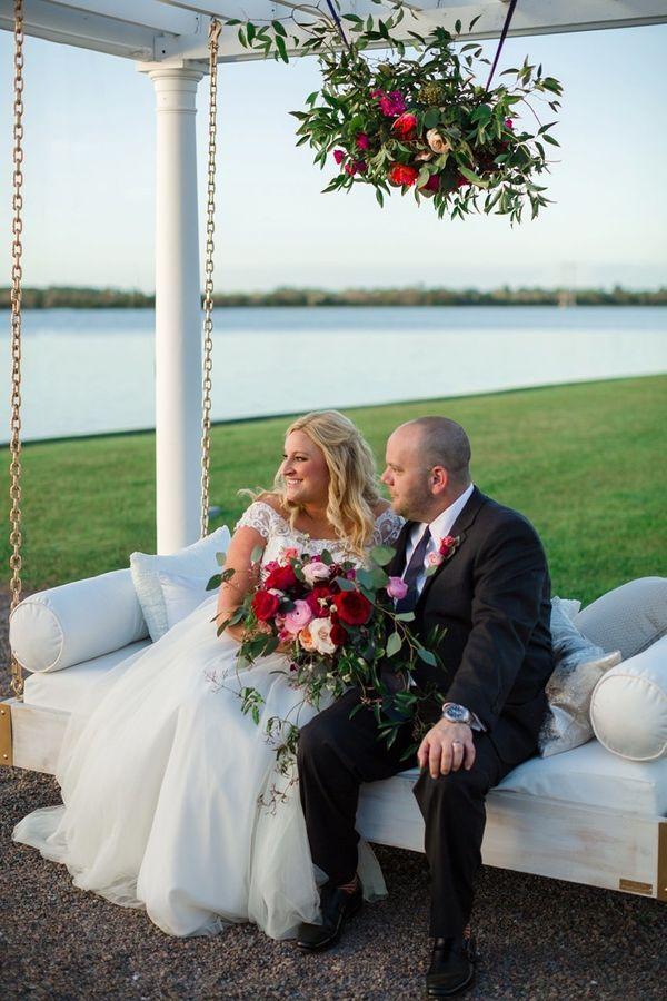 """Thomas and Kala's wedding at The Island House in Charleston, South Carolina was a dream!"" --<i>Kathleen Atkins</i>"