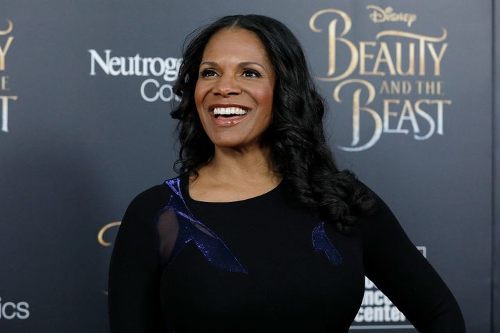 "While she gave birth, Broadway icon and ""Beauty and the Beast"" star Audra McDonald was busy making sure her older daughter was comfortable."
