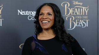 NEW YORK, NY - MARCH 13:  Audra McDonald attends the 'Beauty and the Beast' New York screening at Alice Tully Hall, Lincoln Center on March 13, 2017 in New York City.  (Photo by Taylor Hill/FilmMagic)