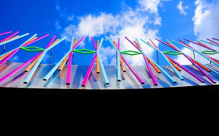 "Public art installation at <a rel=""nofollow"" href=""http://www.tijuanainnovadora.com/"" target=""_blank"">Tijuana Innovadora,</a>"