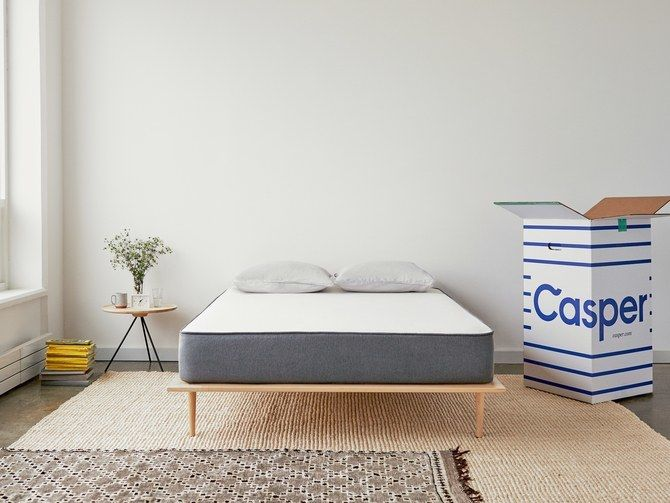 Casper challenged the norms of the mattress industry when it launched in 2014.